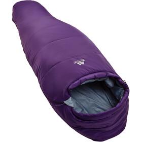 Mountain Equipment Lunar II Sleeping Bag Long Women, tyrian purple